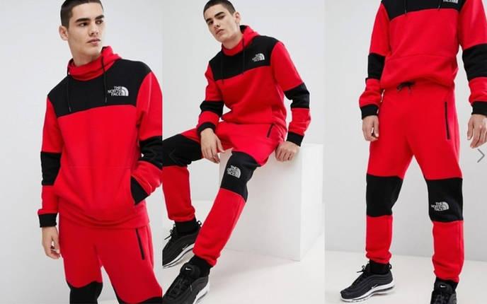 Супермодный мужской спортивный костюм, фото 2