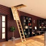 FAKRO Чердачная лестница FAKRO Komfort LWK-325 70*130 см