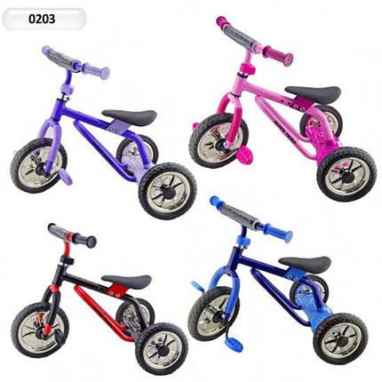 """Детский 3-х колесный велосипед  """"Super Trike""""  0203, фото 2"""