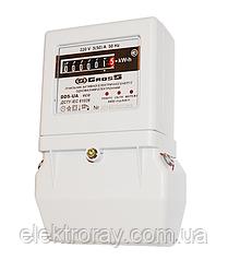Счетчик Gross DDS-UA 5-50А однофазный для электроэнергии