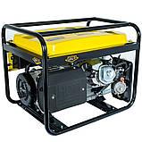 Генератор бензиновый Кентавр КБГ605Эг, фото 4