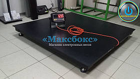 Весы платформенные 1500 кг – РС 1500 Весовые решения