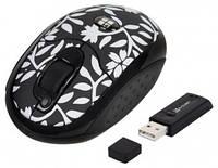 Мышь G-CUBE G4BW-20SG USB Black/White