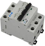 Автоматический выключатель Eaton-Moeller PL4-C 3P 63A