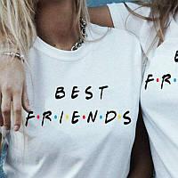 Женская футболка Friends (сериал Друзья) для  подружек