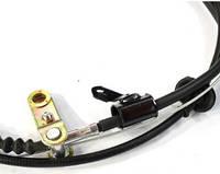 Трос тормоза стояночного (ручника) в сборе FAW 1031, FAW 1041, фото 1
