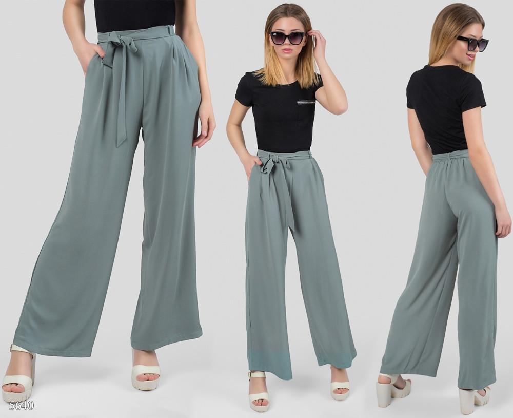 e9a7c89be948 Широкие женские брюки-палаццо - Bigl.ua