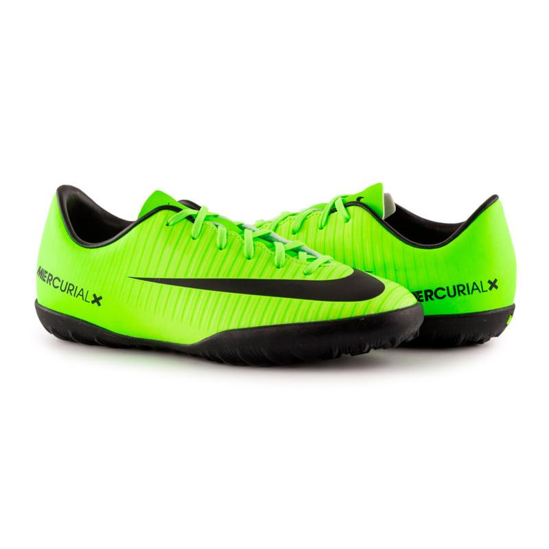 f3b4cd5b Сороконожки детские Сороконожки Nike Kids Mercurial TF 831949-303 JR(02-10-