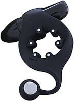 Seven Creations Эрекционное кольцо MOJO - MAGNETO VIBRATING COCKRING, фото 1