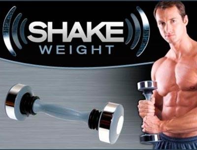Гантель для мужчин Shake Weight Шейк - тренажер для рук