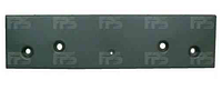 Накладка в бампер передний под номерной знак для Mitsubishi Lancer 9 FPS
