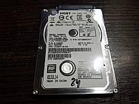 Жесткий диск 500GB HDD для ноутбука 2.5 Hitachi HGST | Наработка диска всего 30 дней! +Ультратонкий Slim