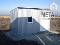 Складские помещения, мини склад, сельхозблок, сборные, разборные конструкции, быстрое строительство