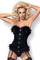 Obsessive Эротический комплект Obsessive Baletti corset , фото 1