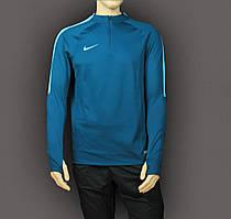 Кофти та светри чоловічі SALE  Футболка NIKE M STRKE DRIL TOP PR 818651-346(05-06-11-02) L