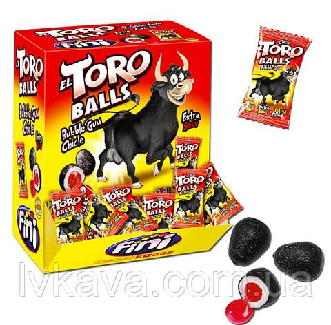 Жевательная резинка Tora Balls  GUM FINI , 5  гр х 200 шт, фото 2