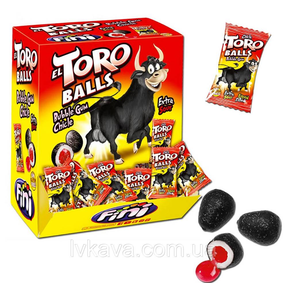 Жевательная резинка Tora Balls  GUM FINI , 5  гр х 200 шт