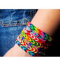 Комплект для плетіння гумками Loom bands