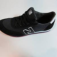 Кроссовки женские черные New Balance 1238 код 166А