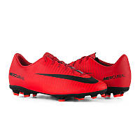 c6f4dc25 Бутсы пластик детские Nike Mercurial Victory VI Junior FG University Red  Pack 831945-616(