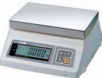 Весы для простого взвешивания CAS SW-20 (пластик)