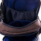 Рюкзак школьный Zaino, городской с принтом Скважина.(18609), фото 3