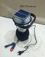 Походные фонари с множеством видов заряда