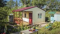 Дачный домик, домик для дачи, дачный дом, садовый дом, дом на дачном участке