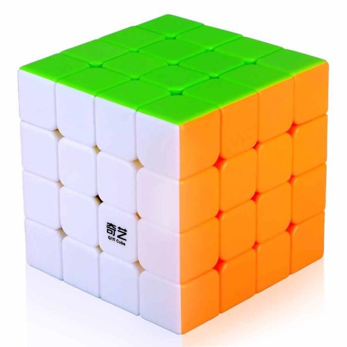 Кубик  4х4 QiYi, фото 1