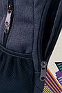 Рюкзак школьный городской с принтом Sound of City Zaino (508), фото 4