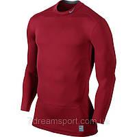 Длинный рукав SALE Термобелье Nike CORE COMPRESSION LS MOCK 449795-653 Оригинал(02-08-05-04) XL