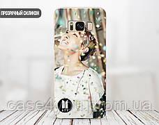 Силиконовый чехол для Samsung A505 Galaxy A50 Группа БТС 3 (28235-3186), фото 3