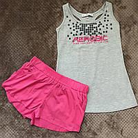 Комплект майка і шорти для дівчат. S.