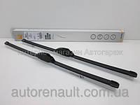 Щетки стеклоочистителя на Рено Кенго II (2008>) (550/550) — Renault (Оригинал) 288909916R
