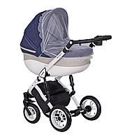 Москітна сітка універсальна 90х50 на дитячу коляску люльку 3966