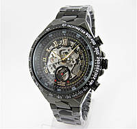 Часы Winner Skeleton Black Edition 43mm (ORIGINAL).