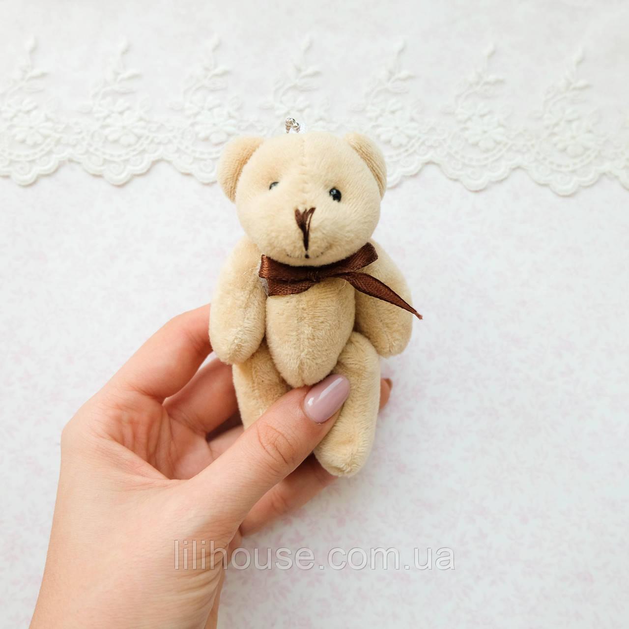 Латте медведь мягкий брелок-миниатюра, 11 см