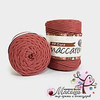 Шнур для вязания Maccaroni PP Cord, 907, карминный