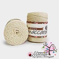 Шнур для вязания Maccaroni PP Cord, 916, молочный