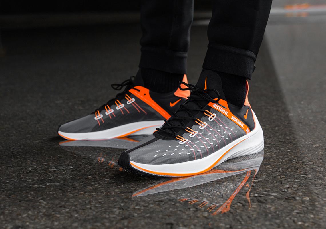 30d1edd9 Мужские кроссовки Nike EXP-X14 Gray [копия] - Магазин обуви DRoP24 в Киеве