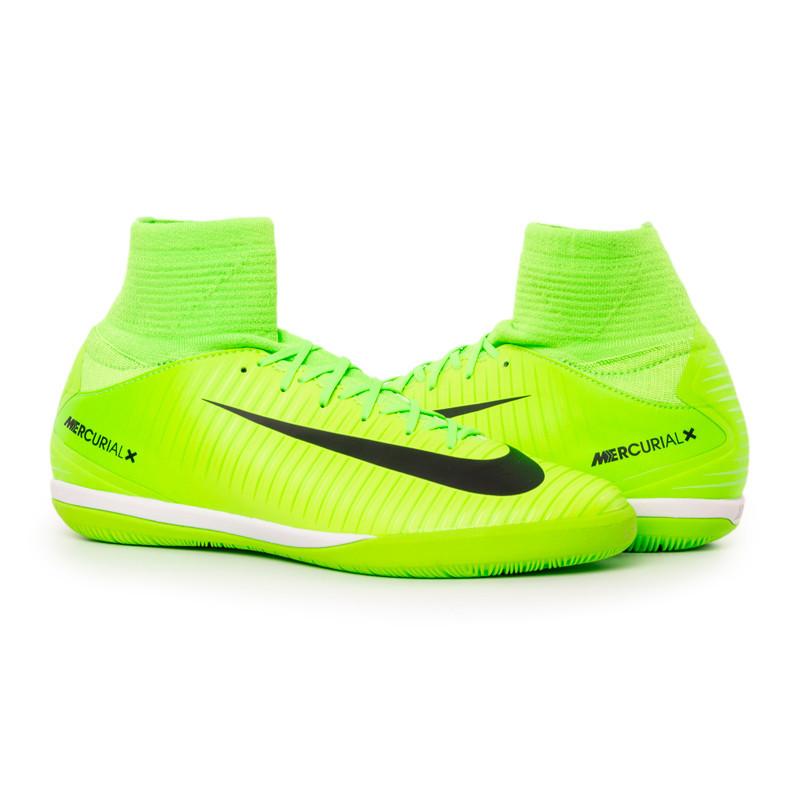 981006a2 Футзалки детские SALE Nike MercurialX Proximo II IC Junior 831973-305(01-06