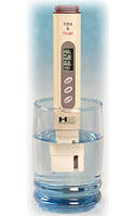 Солемер HM Digital TDS-4TM (Original) – анализатор качества воды с автотермокомпенсацией