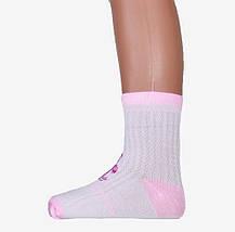 Детские носки девочка+мальчик сетка 4-7 лет (B1140/4-7) | 12 пар, фото 3