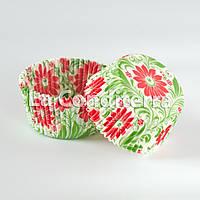 Формочки для кексов «Весна» (Ø50 мм), 2000 шт.