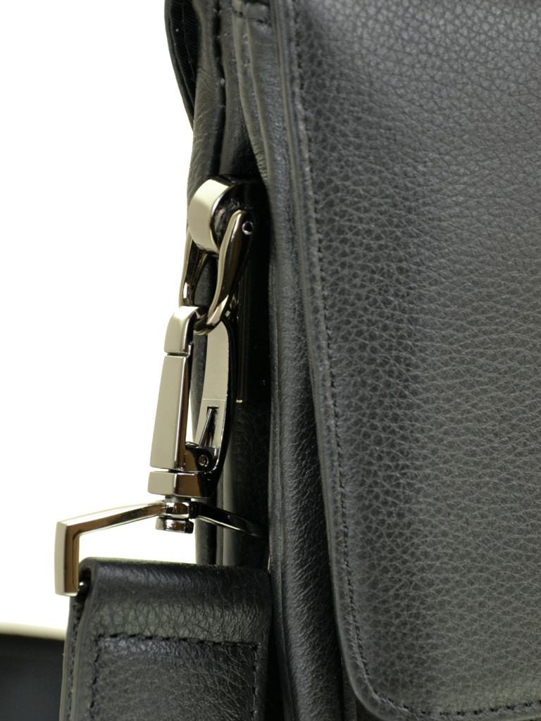 1ad6ed6ada84 PODIUM Сумка Мужская Планшет кожаный BRETTON BE 5387-4 black, фото 2 ...