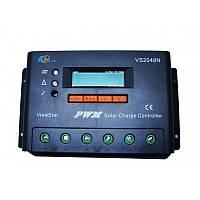 Солнечный контроллер Epsolar Контроллер заряда VS2048N 20A 12/24/48V PWM