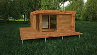 Новый дом, экологичное строительство, канадская технология