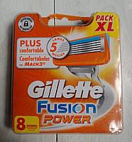 Картридж для гоління Gillette Fusion Power 8 шт