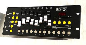 Контроллер DMX512 (управление светом)