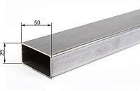 Труба профильная прямоугольная 50x25x2 мм мера